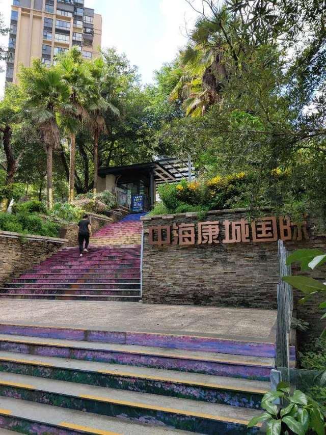 深圳市龙岗区中心城中海康城花园