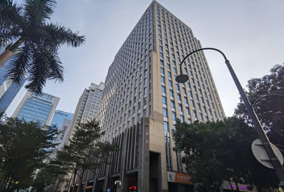 卓越大厦 555平 中层 4.5万/㎡出售