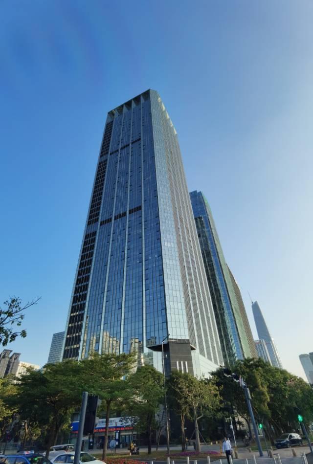 荣超经贸中心 242平 低层 5.8万/㎡