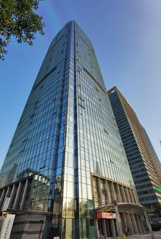 诺德金融中心 207平 低层 6万/㎡出售