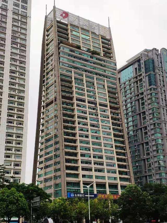 大庆大厦 212平 高层 4.2万/㎡出售