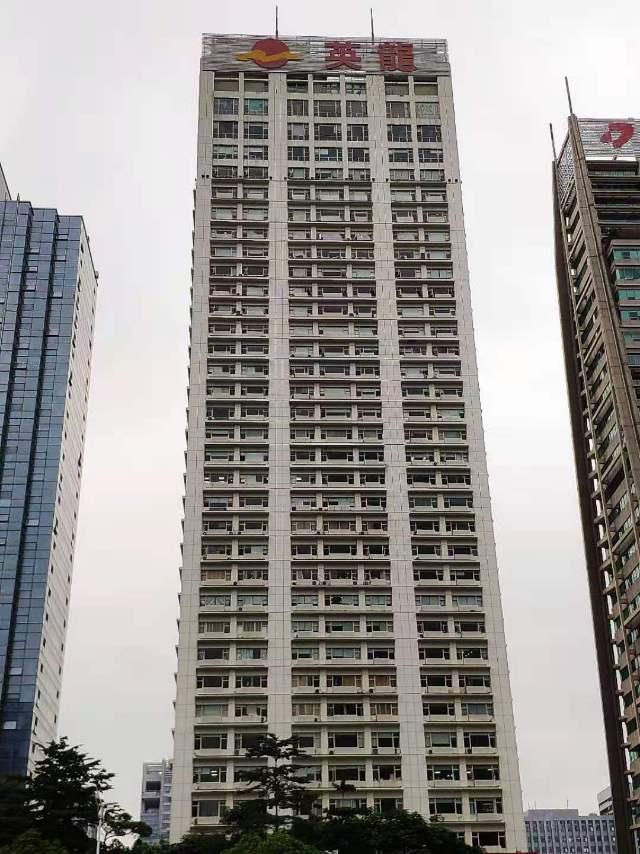 英龙展业大厦 207平 中层 3.9万/㎡