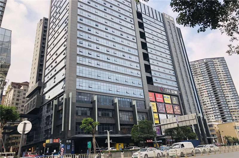 优城商务大厦628平  精装修 随时可以办公
