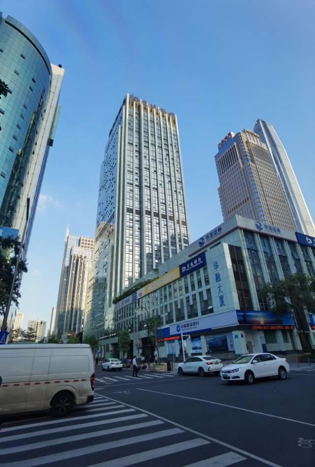 华融大厦 1334平 低层 5.5万/㎡出售