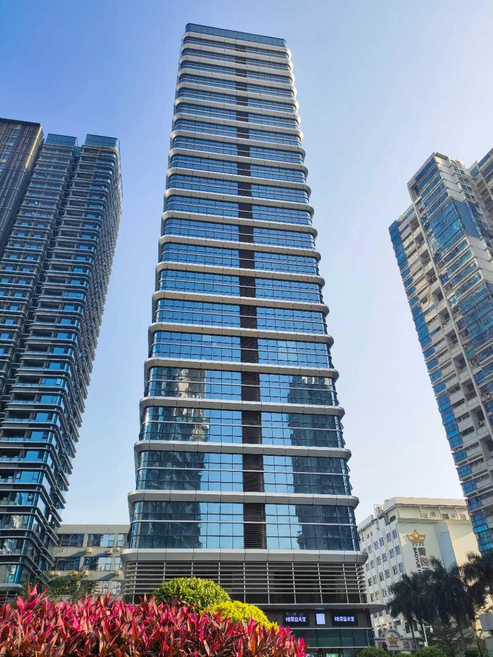 南山科技园 万庭大厦 写字楼出租 265平