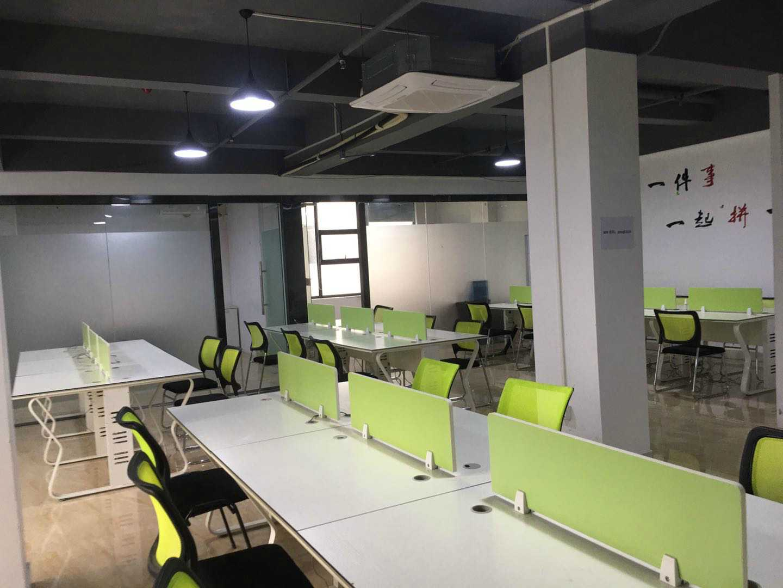永顺通商业大厦  带办公家私双面采光  2+1格局