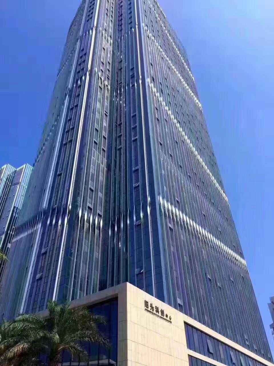 南山 阳光科创中心B座 236平 高层精装写字楼特价出租