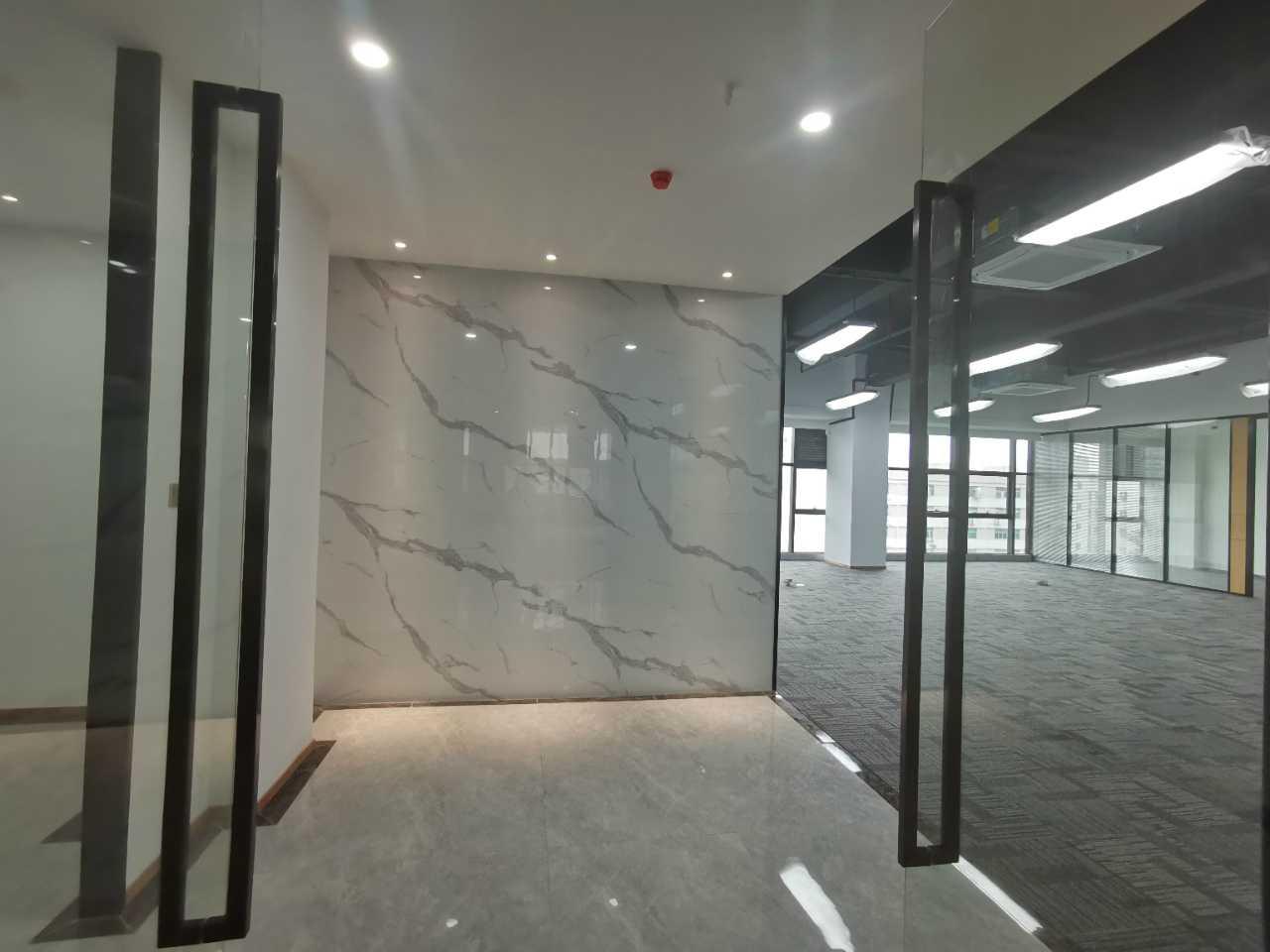 宝安 纽尚智谷A1栋 616平 大户型精装写字楼出租