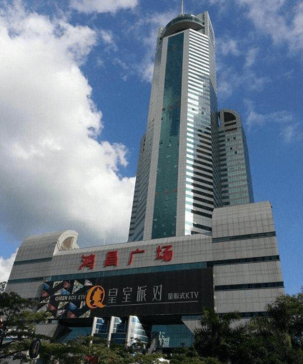 罗湖 鸿昌广场 183平 精装写字楼出租
