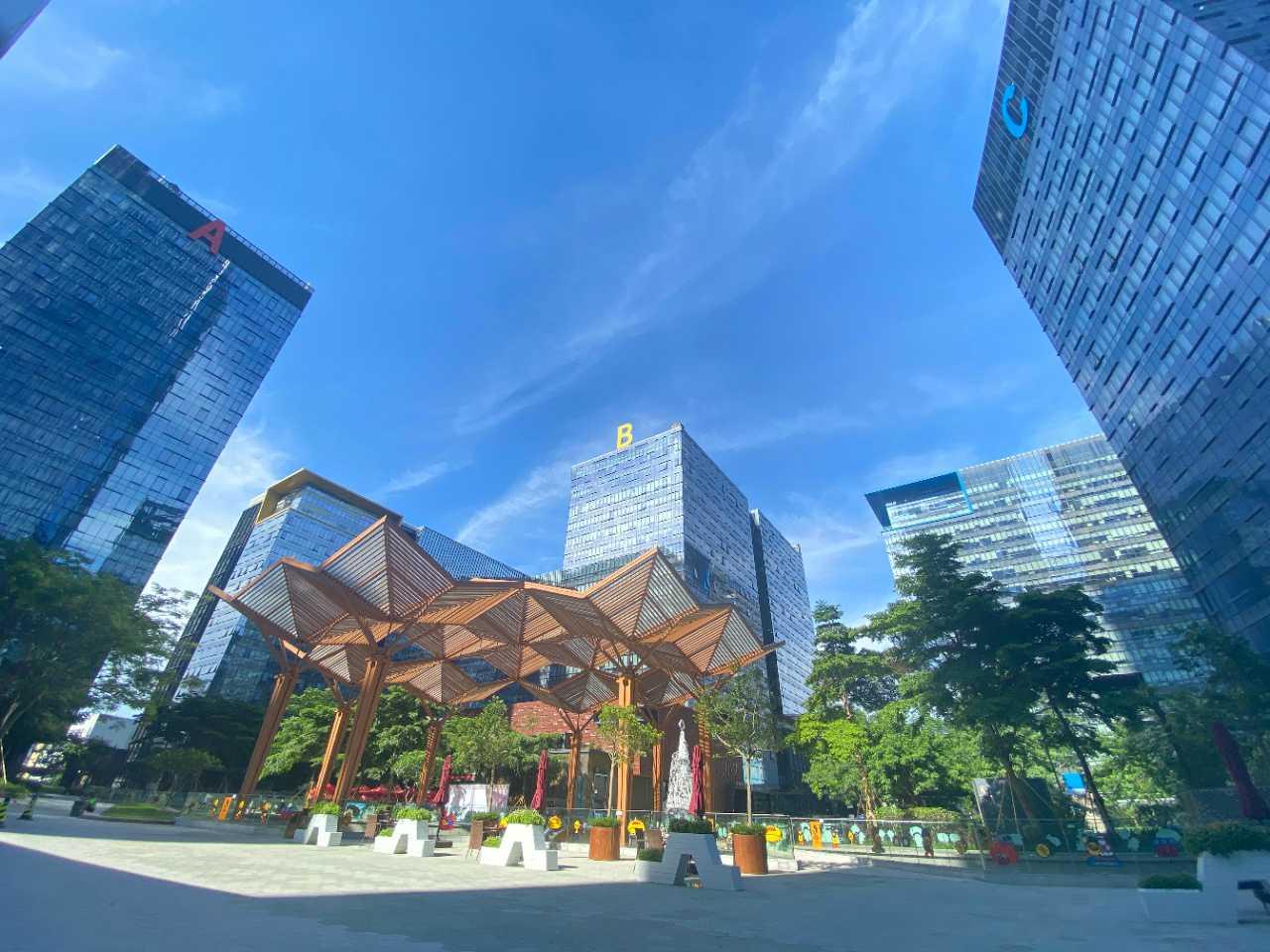 南山 科兴科学园 813.05平 大面积写字楼开发商直租