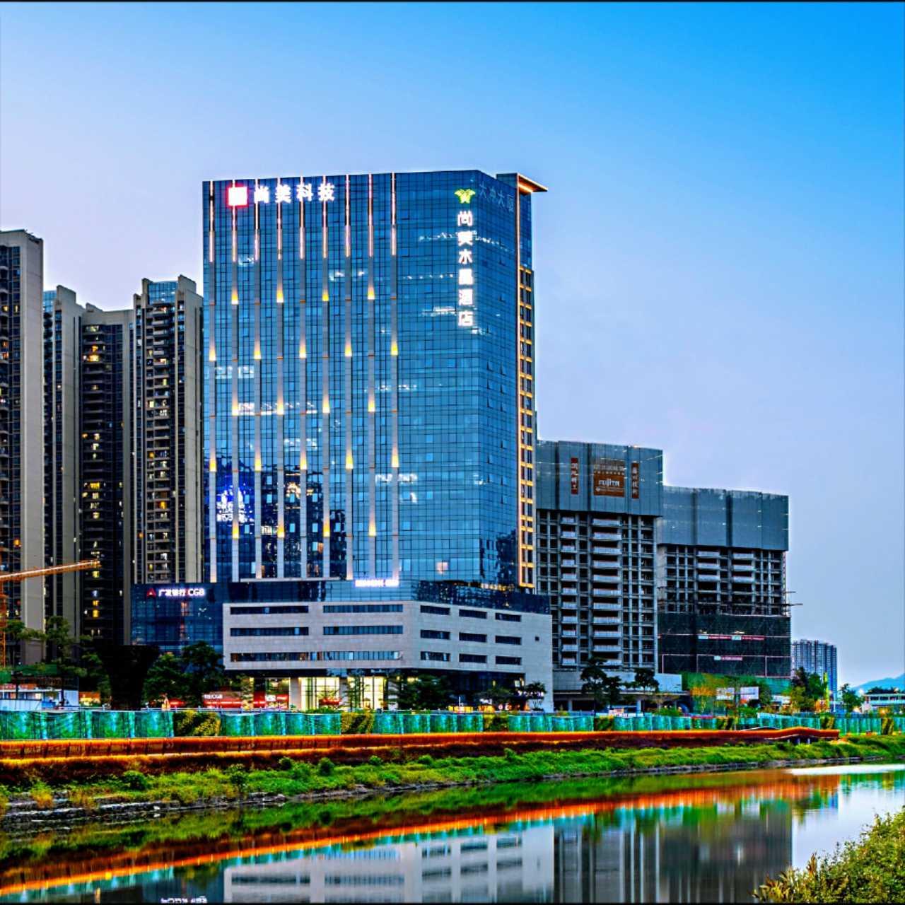 南山 尚美科技大厦 136平 无敌景观 高档精装写字楼出租