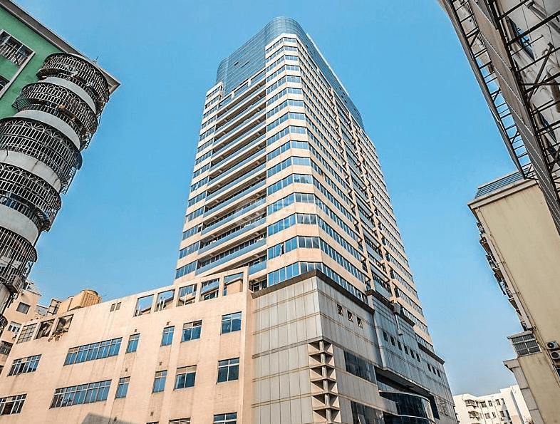 南山 学府路国兴大厦 186平 小户型写字楼出租