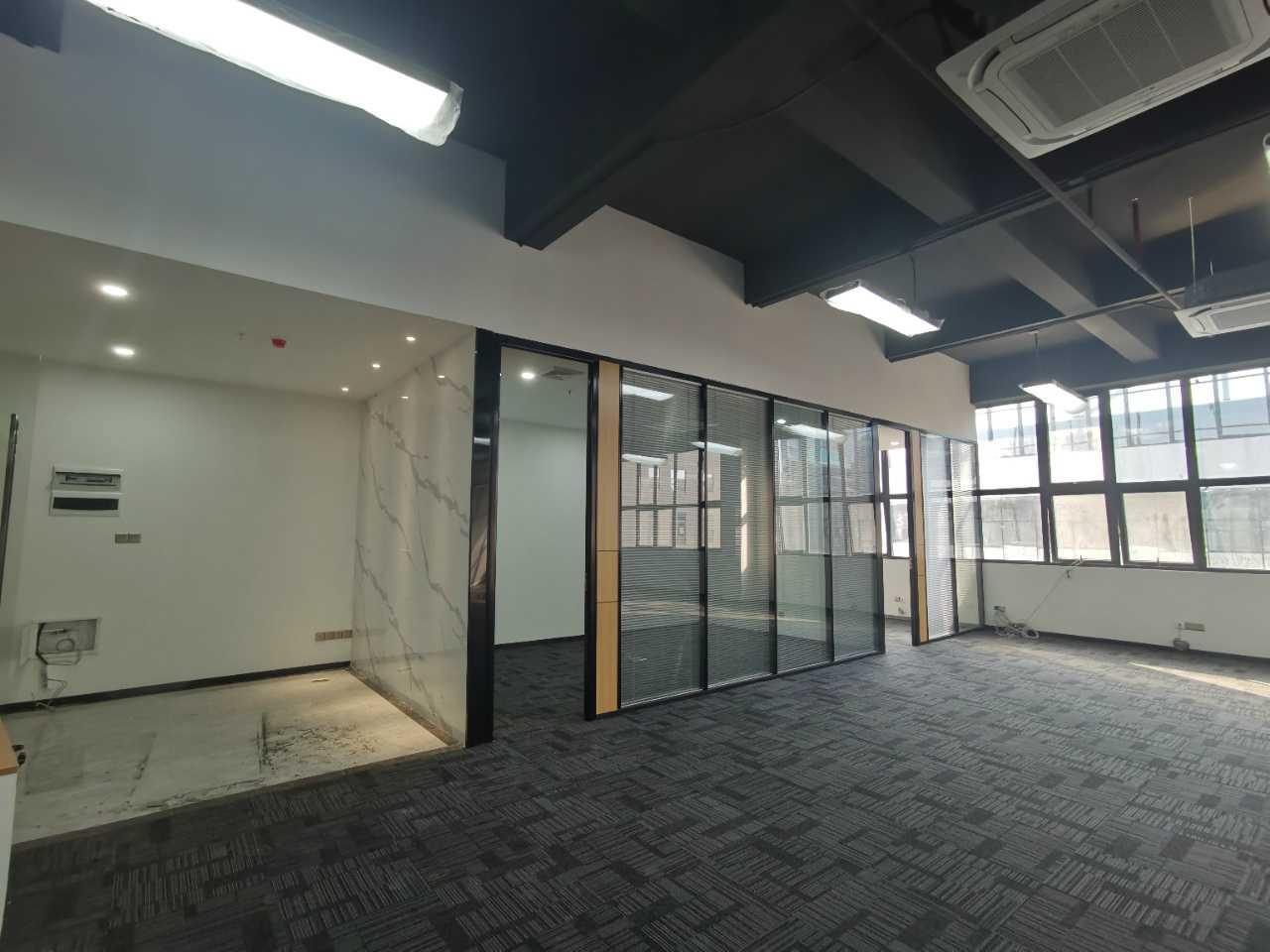 宝安 纽尚智谷A1栋 570平 大户型精装写字楼出租