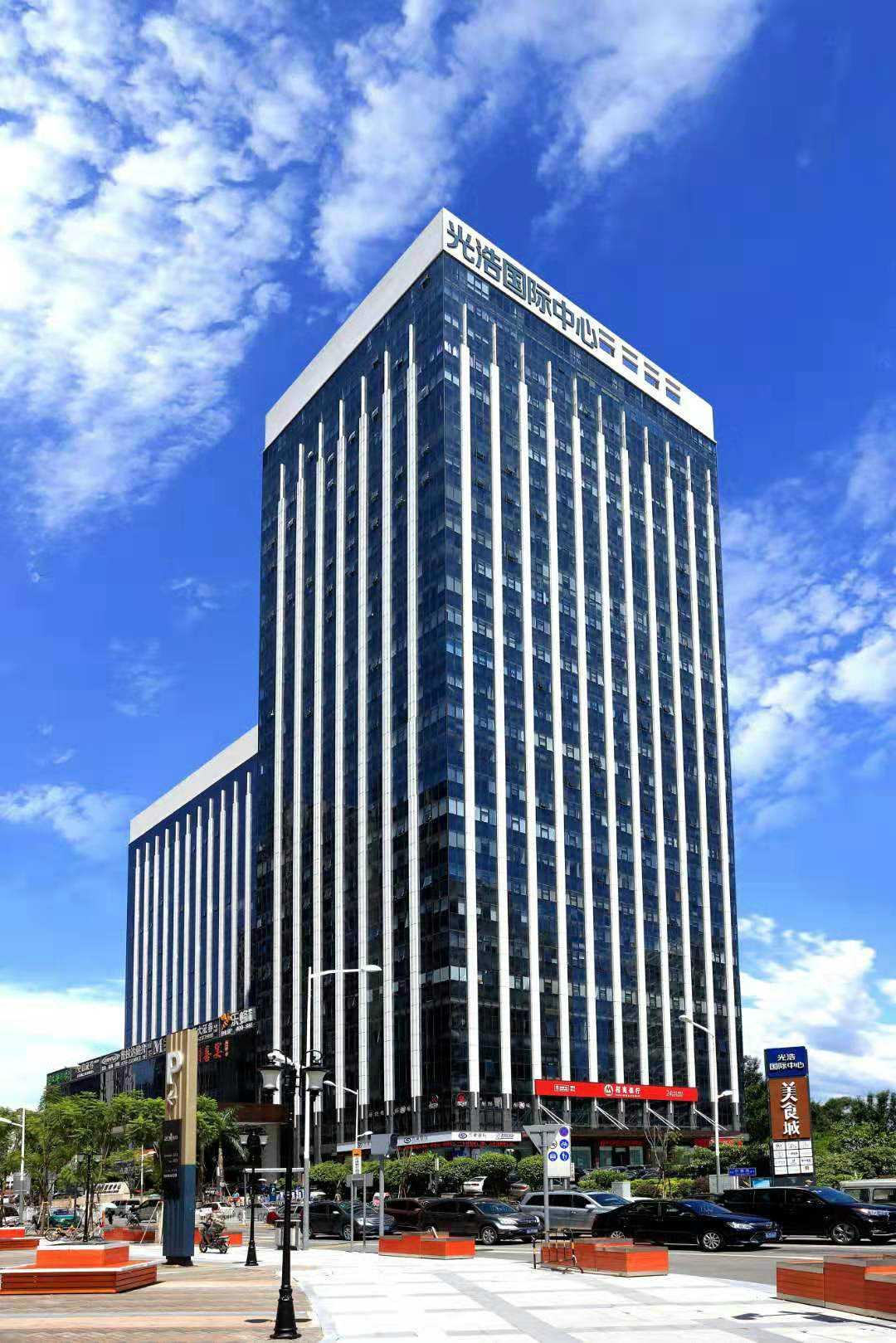 龙华 光浩国际中心 314.5平 高档精装写字楼 开发商直租
