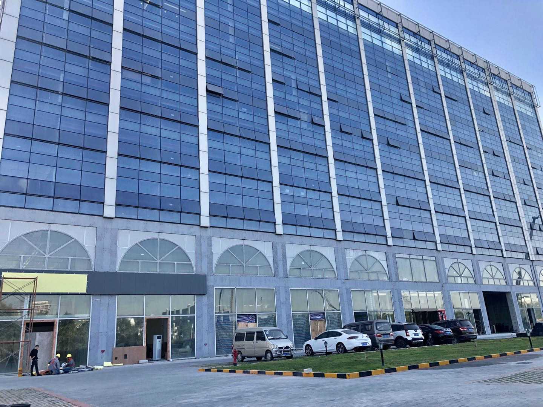 南山 摩斯冠华大厦 高档办公室精装修 263平特价出租