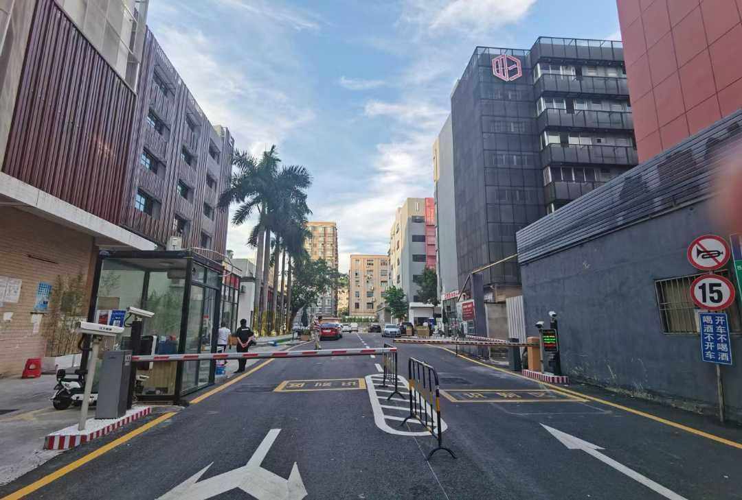 宝安西乡 银田工业区 商铺出租 面积150-3000平 可分割