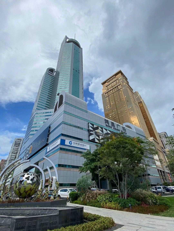 罗湖 鸿昌广场 161平 精装写字楼出租