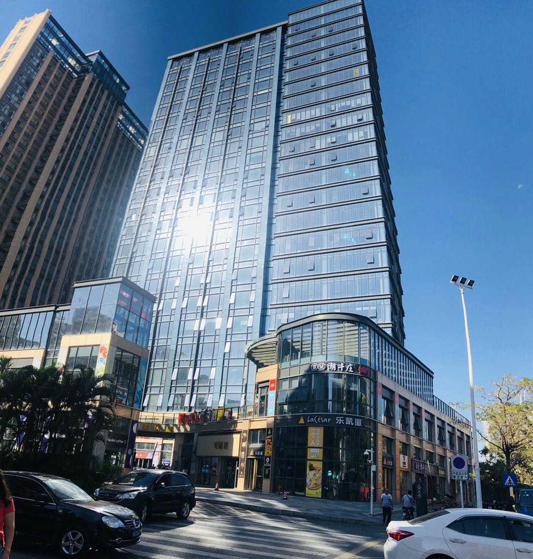 南山 大新时代大厦 208平 精装写字楼出租
