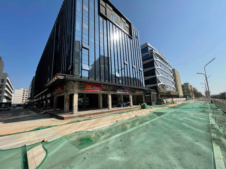 宝安福永 恒金智谷B2栋 3-5层107-5400平 精装写字楼出租 可自由组合