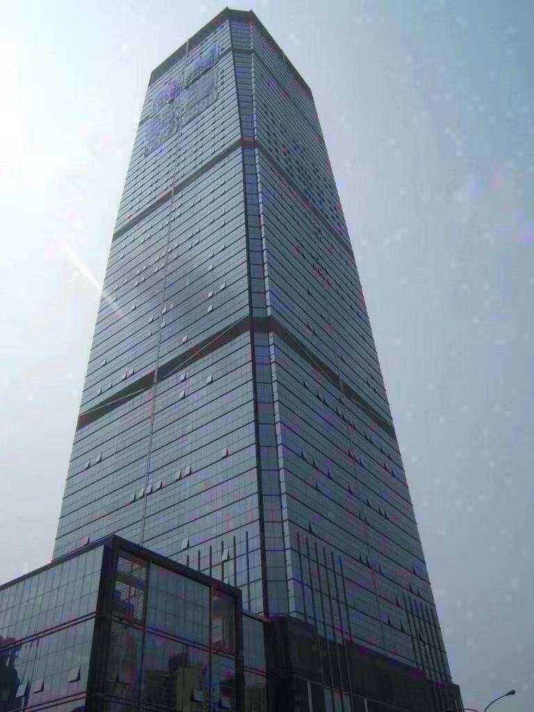 福田 国际商会中心 145平小面积精装写字楼出租