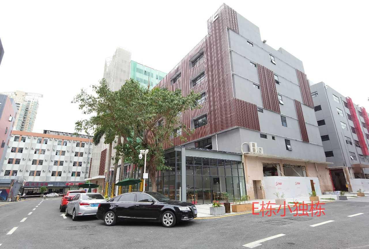宝安西乡 银田工业区 写字楼出租 单层面积1407平 可定制可分割