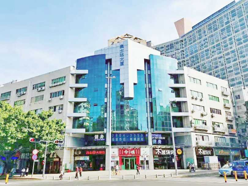 福田 奥士达大厦 121平 户型方正精装写字楼 物业直租