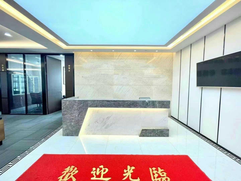 会展中心「中州大厦」办公室出租/豪华装修全套家私,业主直租使用率高