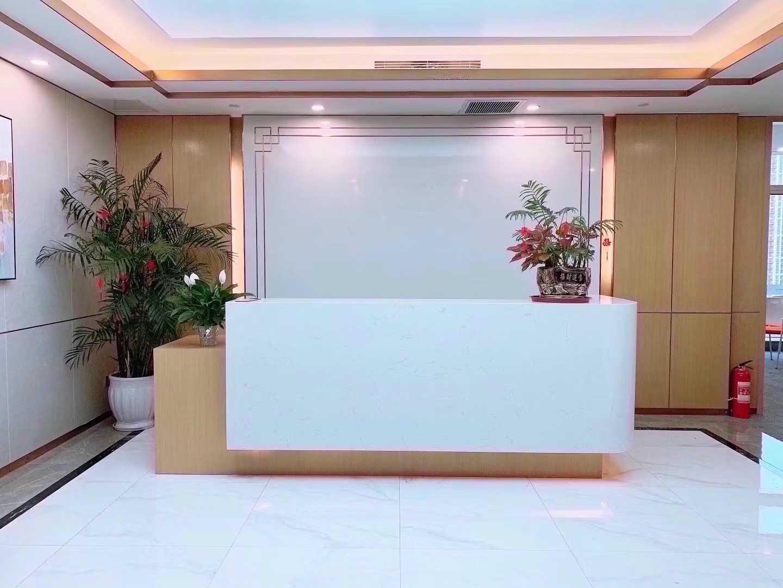 会展中心「卓越世纪广场」写字楼出租/面积538超高使用率,业主直租