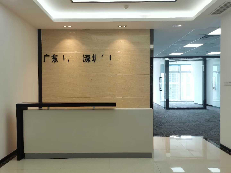 上梅林卓越城办公室出租,全新装修