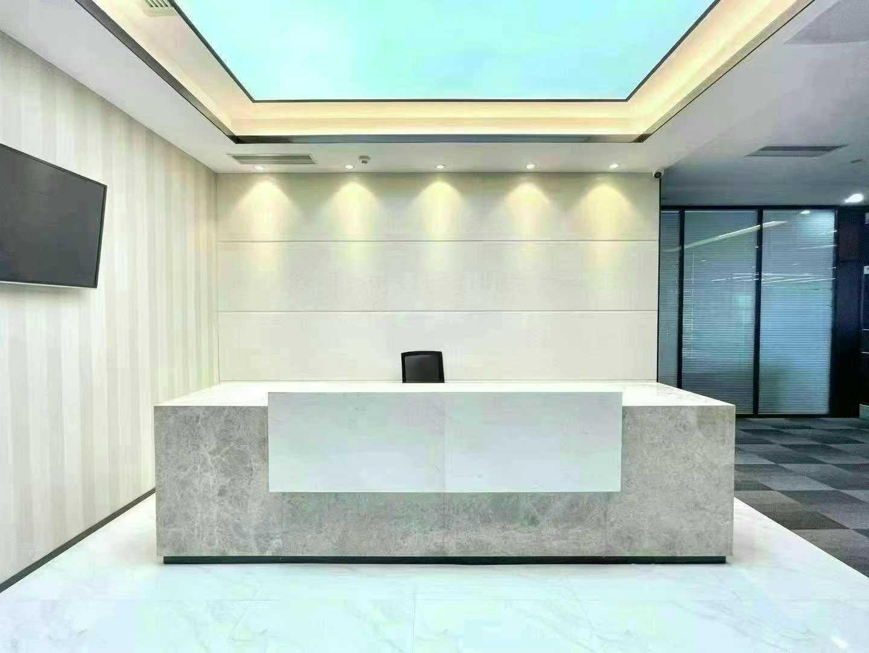 会展中心「中州大厦」办公室出租/豪华装修带全套家私,高区景观一流