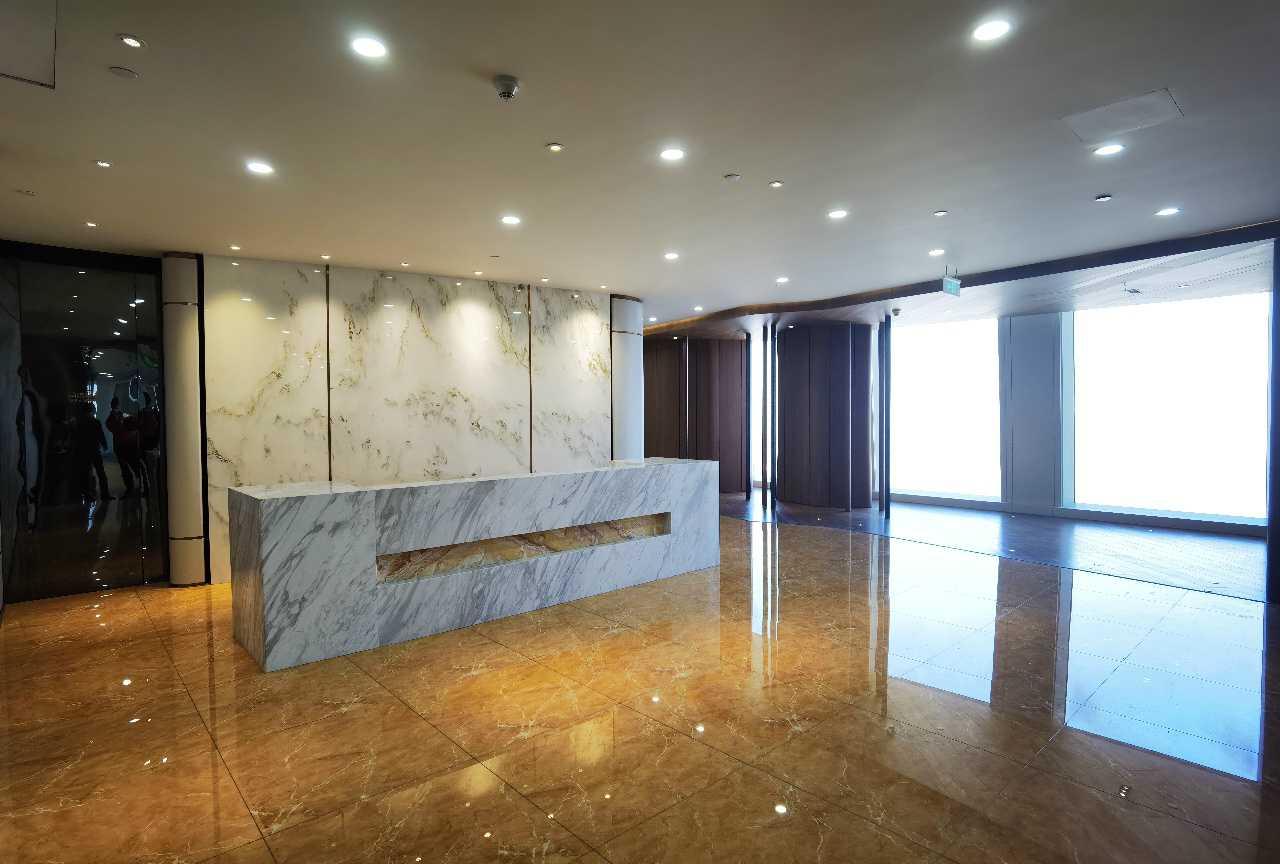 深圳地标建筑「平安金融中心」办公室出租/整层豪华装修,高区景观一流