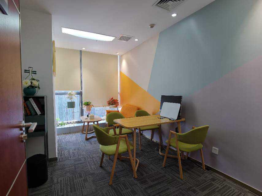 车公庙绿景NEO大厦 办公室出租面积190平