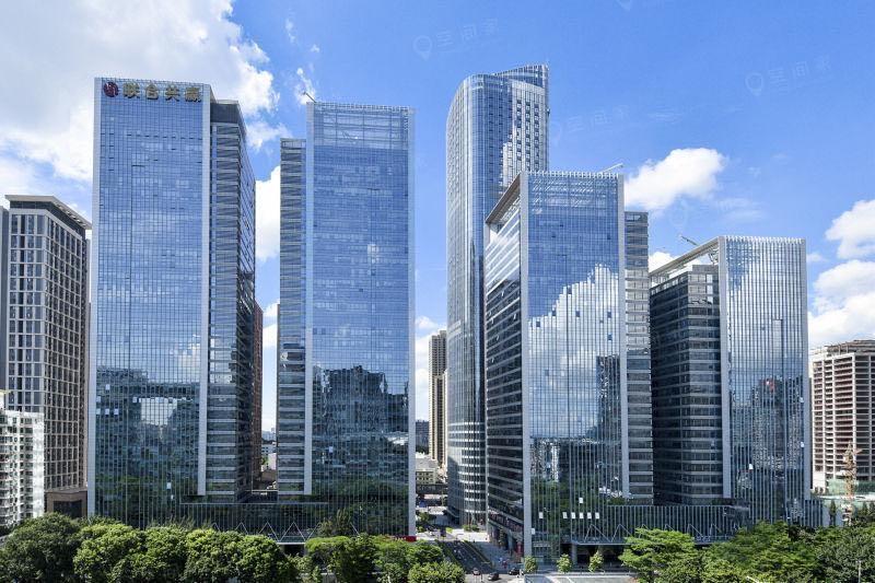 南山区科技园华润大冲商务中心2029平方精装办公室出租