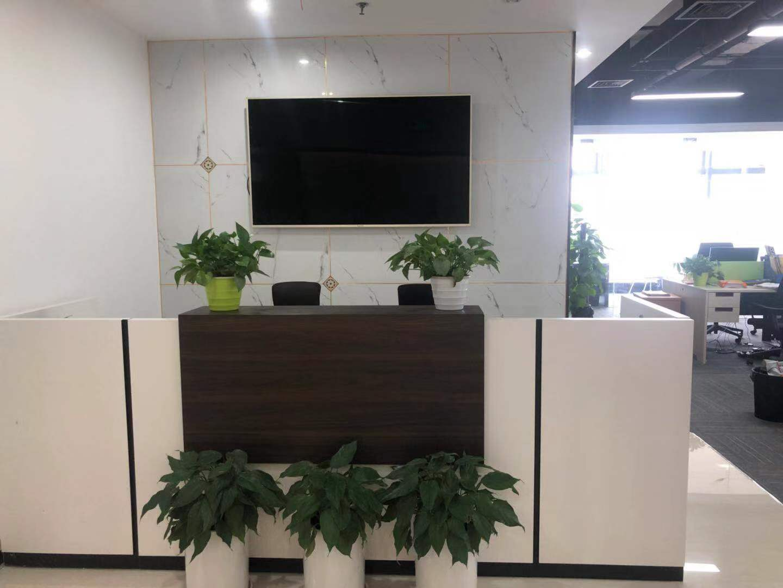 南山深圳湾科技生态园300平精装修高层视野无遮挡大型写字楼园区租赁