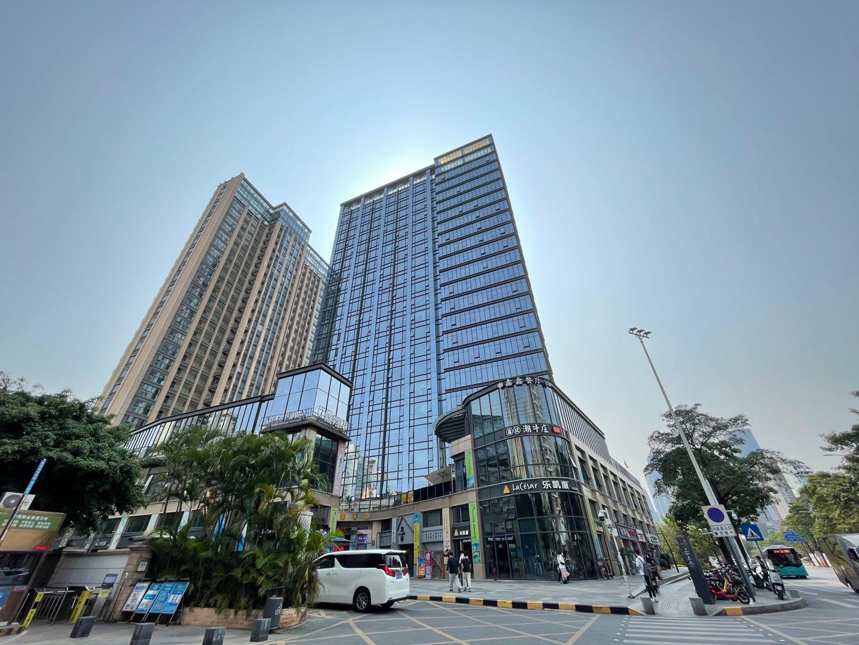 南山区前海大新时代大厦88平方精装办公室出租