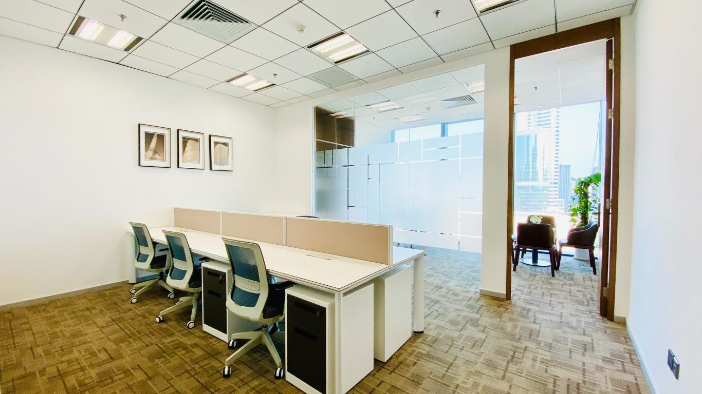 南山科技园地铁口高品质商务中心大企业驻点首选办公室