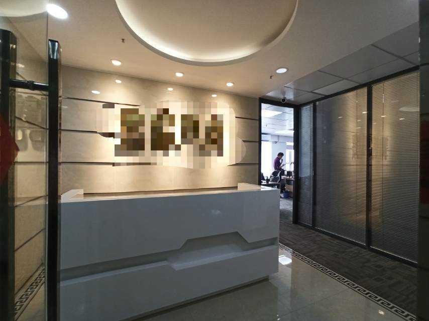 车公庙  杭钢富春大厦   办公室出租  面积162平