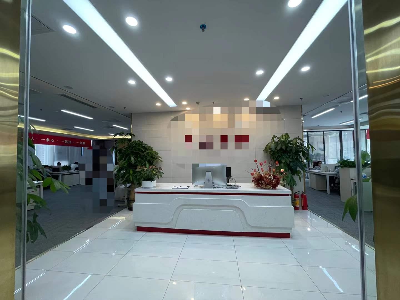 南山区南头大新时代大厦668平方精装办公室出租