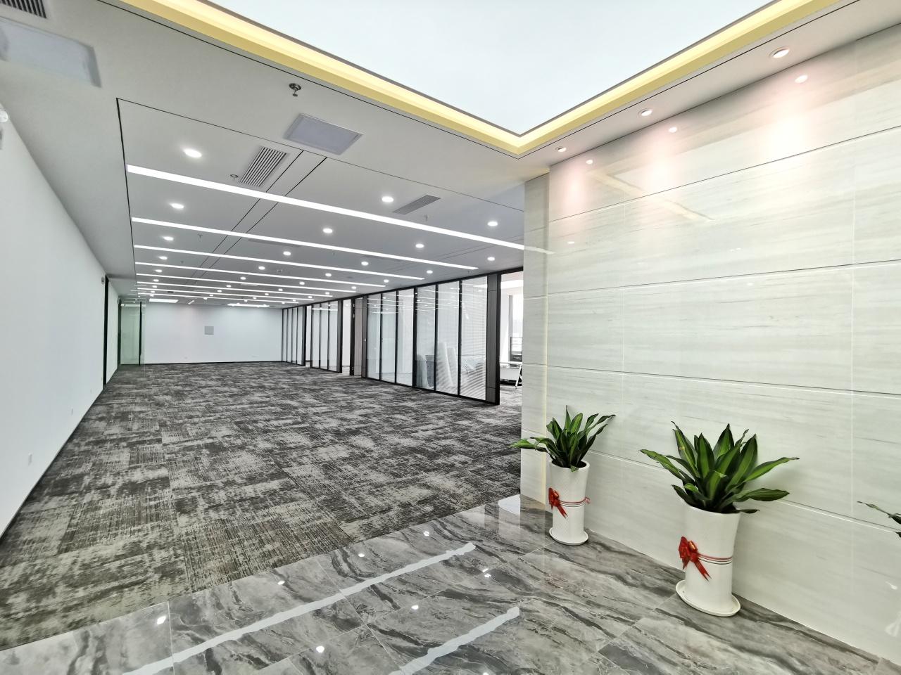 南山科技园中电长城大厦全新豪华装修带阳台