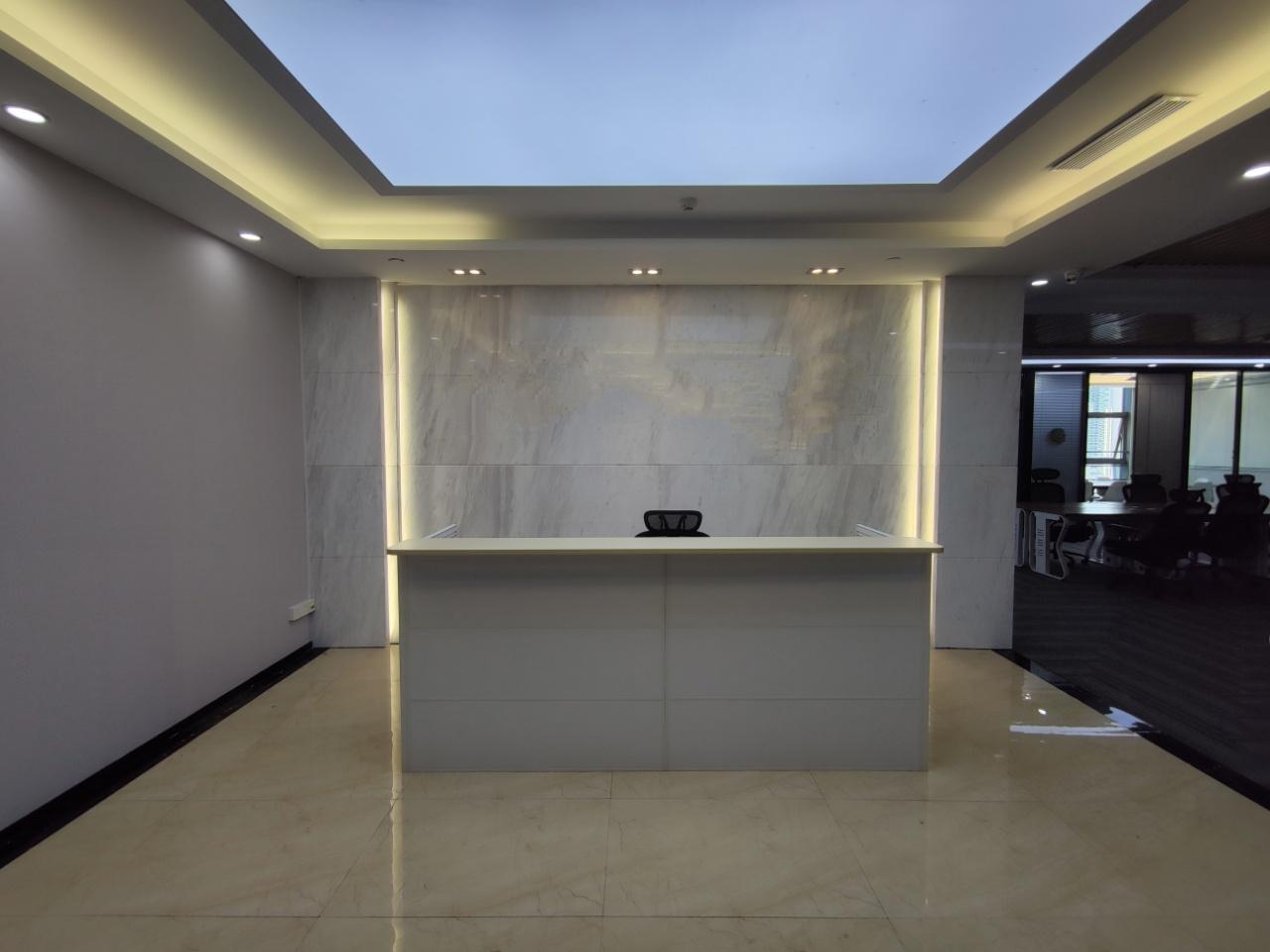 南山科技园 粤美特大厦开发商直租 精装修272平 高使用率户型方正 地铁上盖