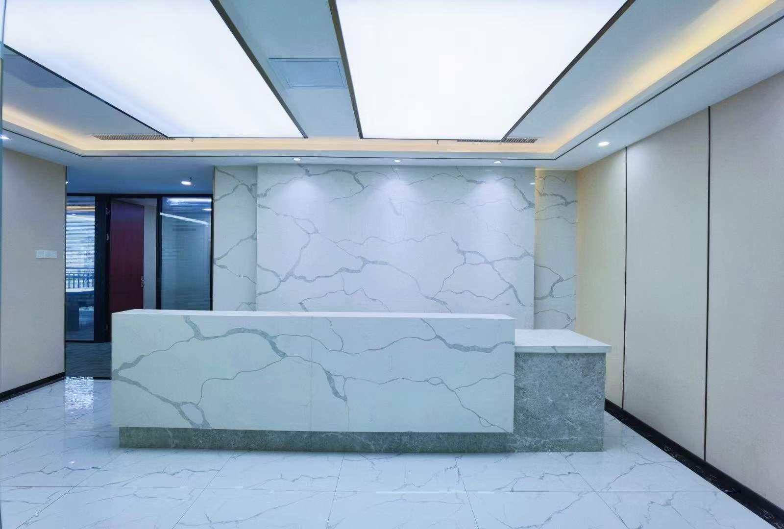 南山比克科技大厦精装修950平带家私拎包入驻双面采光紧邻腾讯周边生活配套完善