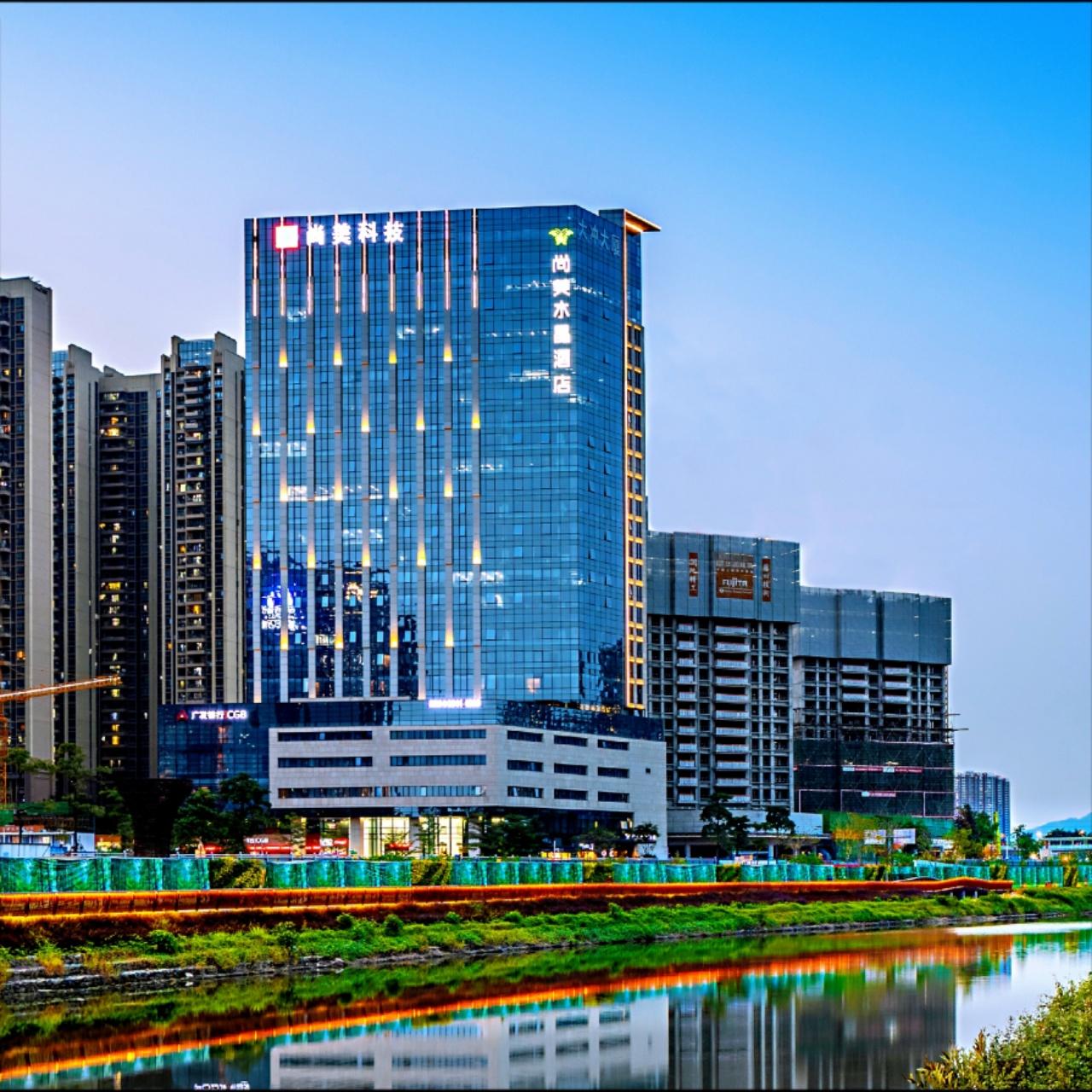 南山科技园地铁口尚美科技大厦
