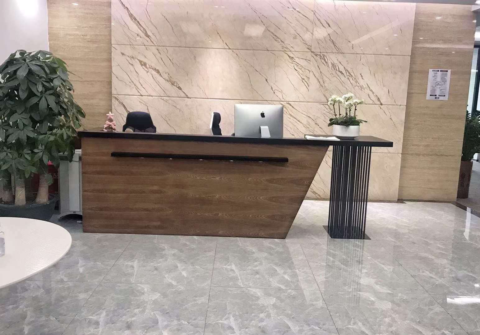 南山科技园 大冲商务中心1288平精装修双面采光 电梯口 高新园地铁口