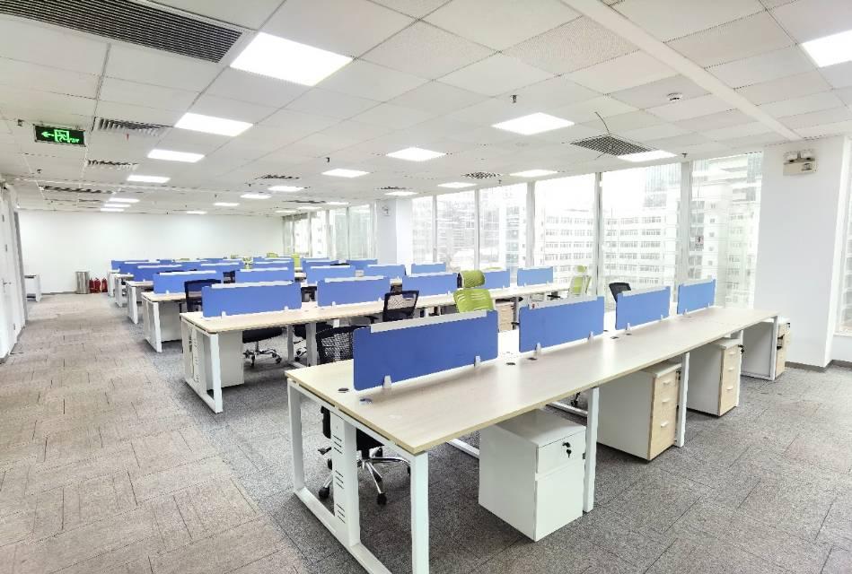 南山科技园高新园地铁口TCL大厦一手业主直租精装修带家具