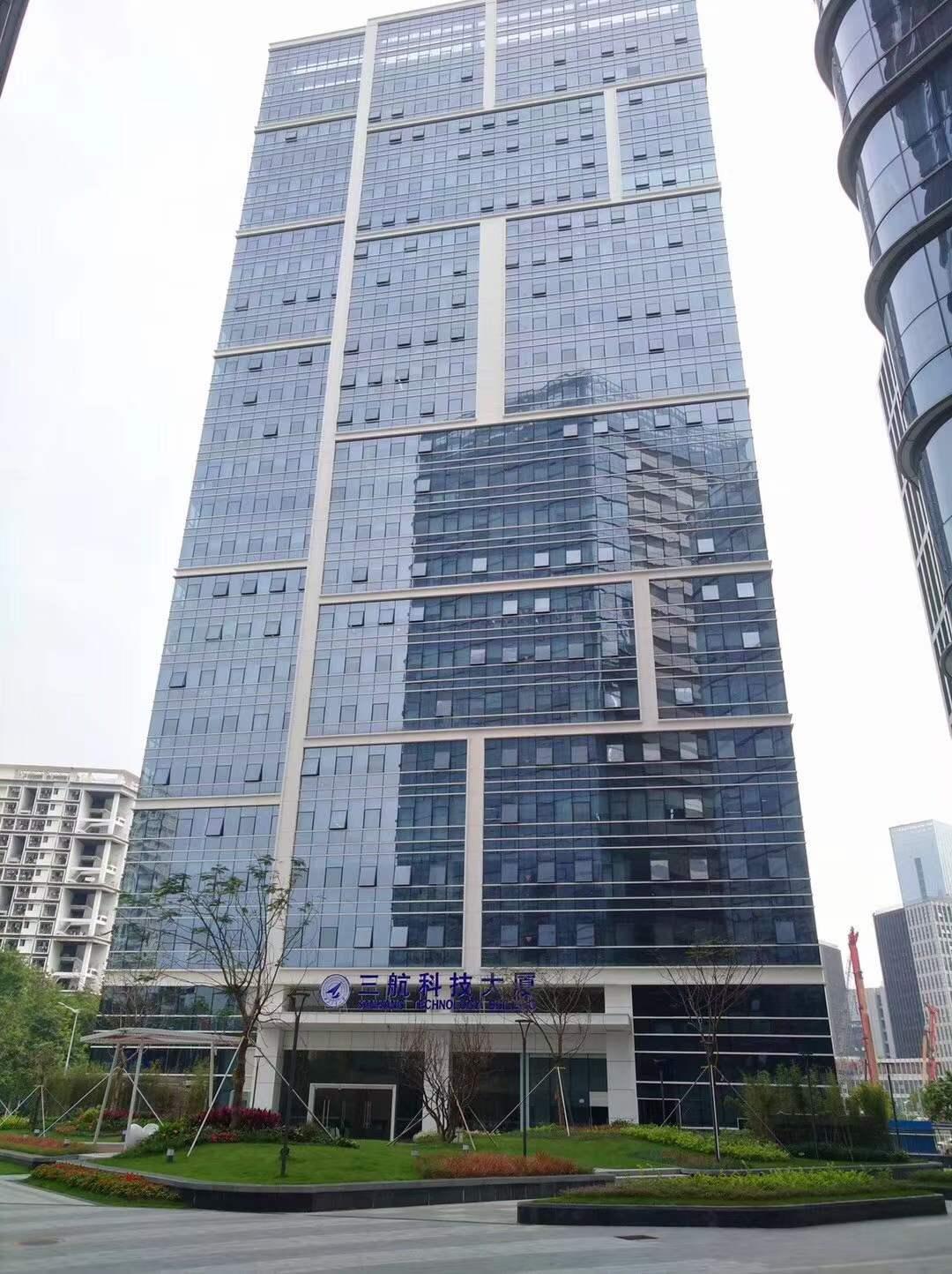 南山科技园写字楼出租 三航科技大厦西北工业大学